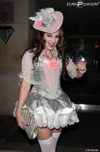 Déguisement star Halloween 2013