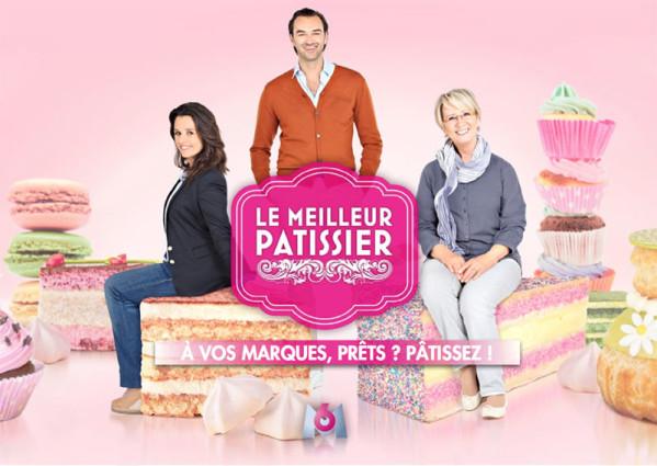 Affiche de l'émission Le meilleur pâtissier