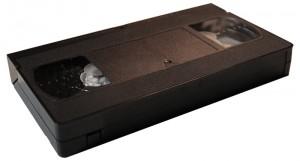 La VHS est un support vidéo