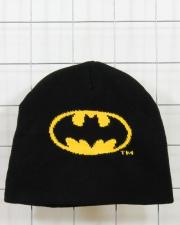 bonnet avec le logo batman