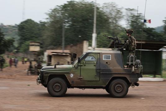 La France en Centrafrique