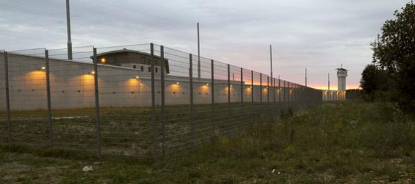 Photo d'une prison française