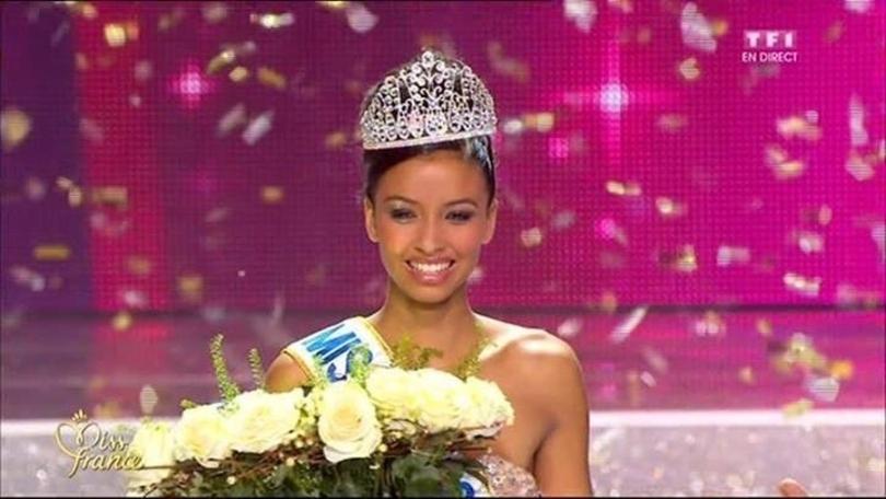 Flora Coquerel est Miss France 2014