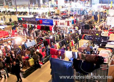 Le salon du cheval 2013 le bilan magazine cheval for Salon de l airsoft paris