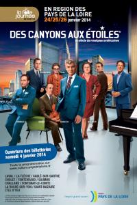 La Folle Journée de Nantes : Des Canyons Aux Etoiles