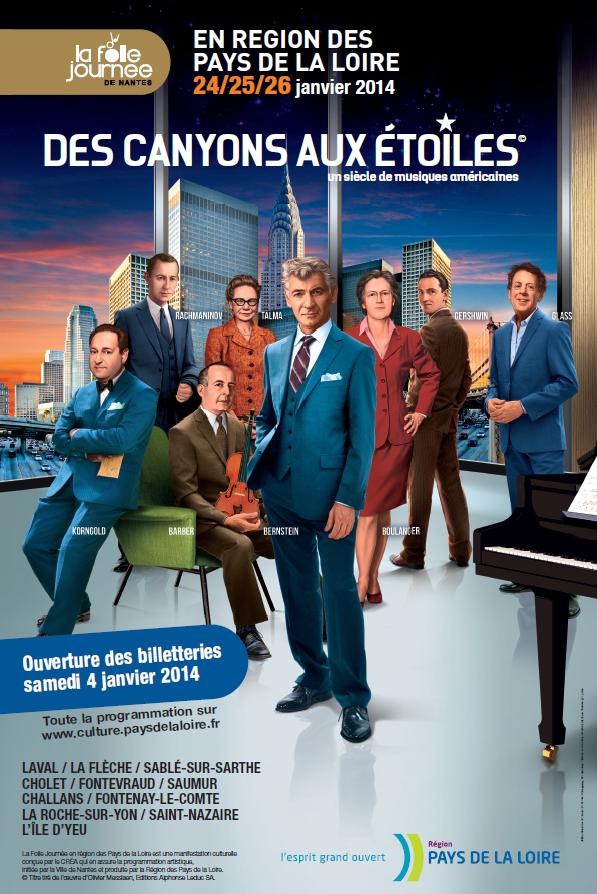 La Folle Journée de Nantes : 20 ans déjà !