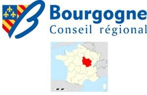 Logos conseils régionaux Bourgogne