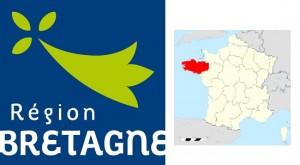 Logos conseils régionaux Bretagne