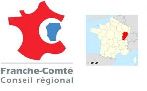 Logos conseils régionaux Franche-Comté