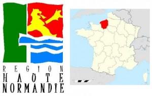 Logos conseils régionaux Haute-Normandie