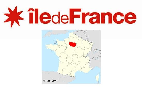 Les logos des conseils des r gions du nord de la france for Terrain constructible ile de france