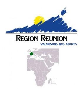 Logos conseils régionaux La Réunion