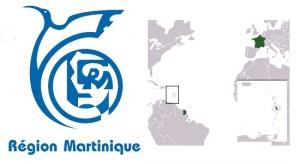 Logos conseils régionaux Martinique