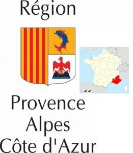 Logos conseils régionaux Provence-Alpes-Côte d'Azur