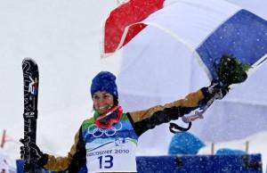 Marion Josserand Jeux Olympiques Sotchi 2014 délégation française