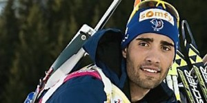 Martin Fourcade Jeux Olympiques Sotchi 2014 délégation française