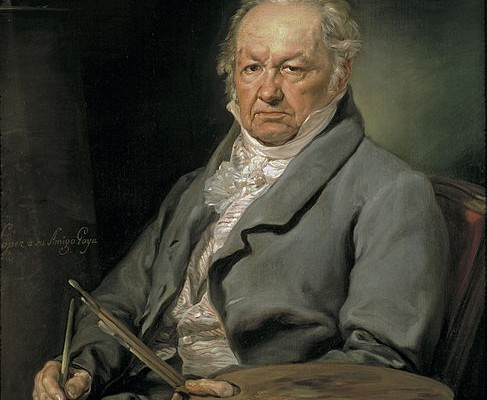 Francisco de Goya, peintre engagé