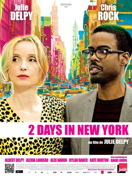 Affiche du film 2 days in new-york