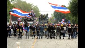 Actualité février 2014 Thaïlande