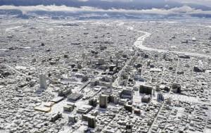 Actualité février 2014 climat