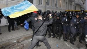 Actualité février 2014 ukraine