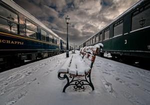 Belle photo de neige pour les sélections enneigées de 2014