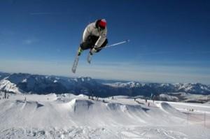 Figure de ski pour les sélections enneigées de 2014