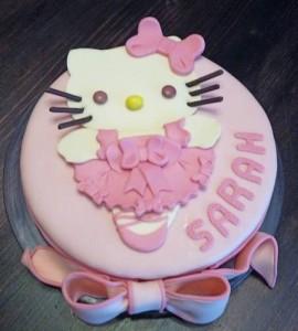 Un gâteau appétissant pour les sélections d'anniversaires