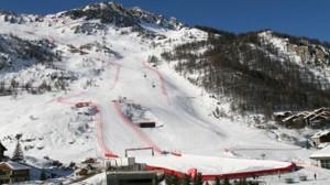 Piste de ski impressionnante pour les sélections enneigées de 2014