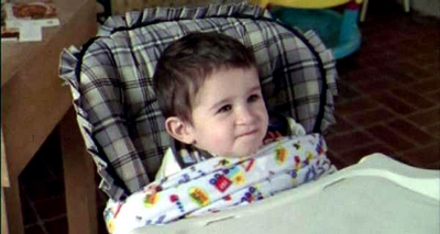 Jamie, le petit dernier