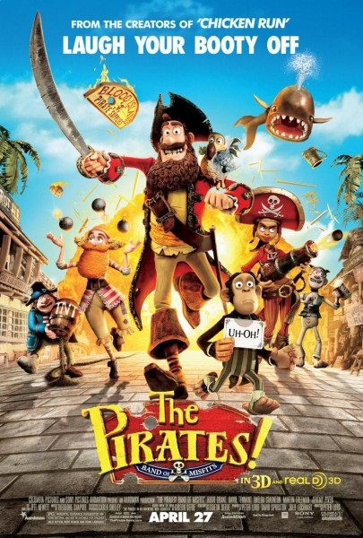 Affiche du film The pirates