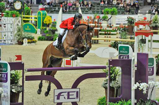 Beezie Madden Simon FEI World Cup Jumping