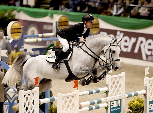 Marcus Ehning Cornado FEI Wordl Cup Jumping