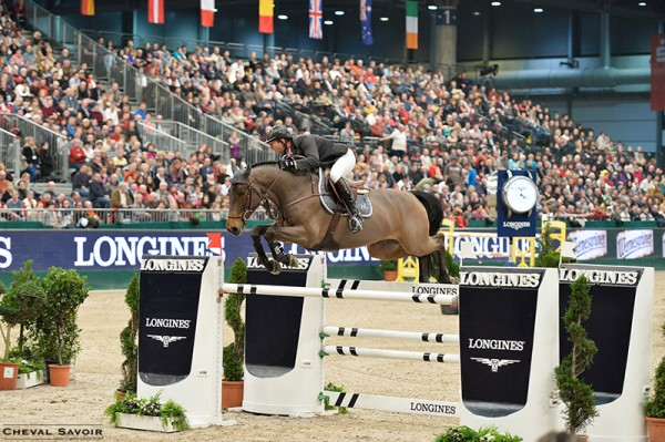 Patrice Delaveau FEI World Cup Jumping