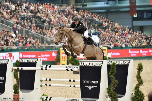 Roger Yves Bost FEI World Cup Jumping