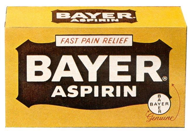 L'aspirine
