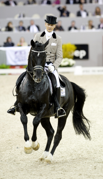 Edward Gal FEI World Cup dressage