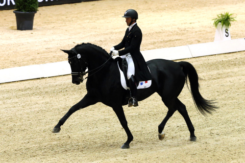 Marc Boblet FEI World Cup dressage