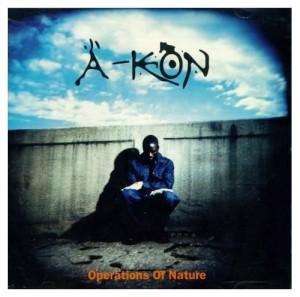 La photo qui fait la promotion de la première chanson d'Akon