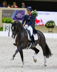 Dujardin dressage finale FEI World Cup 2014