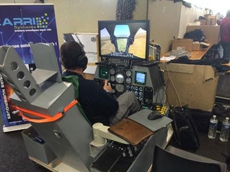 Tournoi de Flight Simulation