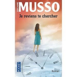 Il s'agit d'une des éditions de Je reviens te chercher de Guillaume Musso.