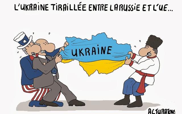 La crise ukrainienne expliquée