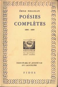 Dans ce recueil d'Émile Nelligan se trouve le poème Le Vaisseau d'or.