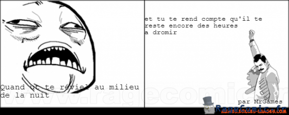 Sélection rage comic avril 2014