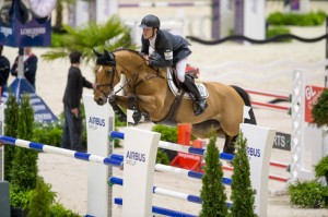 Scott Brash CSO finale FEI World Cup 2014