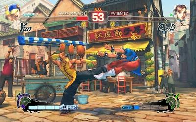 Tournoi de Super Street Fighter IV