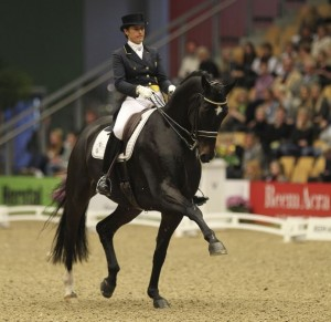 Vilhelmsson Silfvén dressage finale FEI World Cup 2014