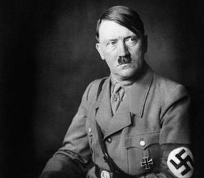 Portrait d'Hitler
