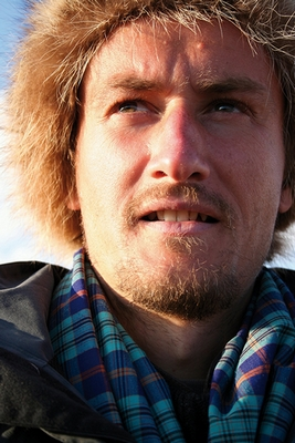 Photo de l'auteur du livre les Cavaliers afghans